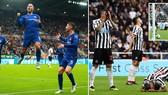 Newcastle United - Chelsea 1-2: The Blues thắng nhọc, tạm thời đứng nhì bảng