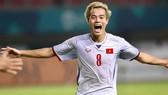 Xem khoảnh khắc Văn Toàn ghi bàn, thầy trò HLV Park Hang-seo vào trận bán kết lịch sử