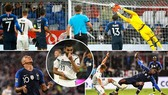 Đức - Pháp 0-0: Trận cầu hấp dẫn, đôi công tuyệt vời