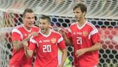 """Giao hữu, Nga - CH Séc 5-1: Ionov, Zabolotny, Erokhin và Poloz giúp """"gấu"""" Nga đại thắng"""