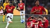 Young Boys - Man United 0-3: Paul Pogba tỏa sáng, Mourinho khai trận tưng bừng