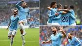 Cardiff City - Man City 0-5: Aguero, Bernando Silva, Gundogan và Mahrez mở tiệc bàn thắng