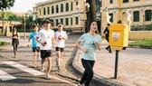 Sao Việt chạy bộ cùng Run The City – PureBoost Go
