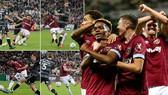 """West Ham - Macclesfield 8-0: Chiến thắng """"hủy diệt"""" của chủ nhà"""