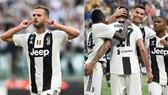 Juventus - Napoli 3-1: Bonucci ghi bàn, Mandzukic lập cú đúp, Ronaldo kiến tạo 2 bàn thắng