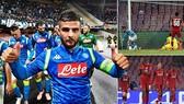 Napoli - Liverpool 1-0: Lorenzo Insigne làm người hùng phút 90
