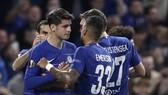 Chelsea - Vidi 1-0: Willian kiến tạo, Morata ghi bàn