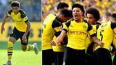 Borussia Dortmund - Augsburg 4-3: Alcacer lập hattirck, Gotze tỏa sáng