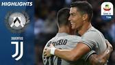 Udinese - Juventus 0-2: Bentancur, Ronaldo giúp Juve lập kỷ lục 10 trận thắng