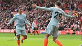 Southampton - Chelsea  0-3: Hazard, Barkley, Morata ghi bàn