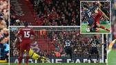 Liverpool - Man City 0-0: Hòa kịch tính, Mahrez bỏ lỡ phạt đền