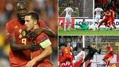 Bỉ - Thụy Sỹ 2-1: Lukaku lập cú đúp