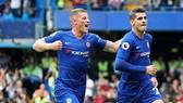 Chelsea - Man United 2-2: Martial ghi cú đúp, Barkley gỡ hòa, HLV Mourinho suýt đánh Marco Ianni