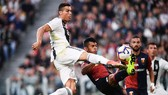 """Juventus - Genoa 1-1: Ronaldo """"nổ súng"""", Bessa cầm chân Juve"""