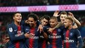 PSG - Amiens 5-0: Marquinhos, Rabiot, Draxler, Mbappé, Diaby mang về chiến thắng 5 sao