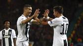 Man United - Juventus 0-1: Ronaldo, Dybala gieo sầu Mourinho