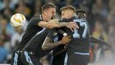 Marseille - Lazio 1-3: Wallace, Felipe Caicedo, Adam Maruic tỏa sáng
