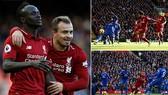 """Liverpool - Cardiff 4-1: Bộ ba Salah, Mane, Shaqiri đồng loạt """"nổ súng"""""""