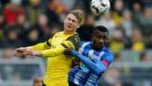 Dortmund - Hertha Berlin 2-2: Sancho lập cú đúp, Kalou 2 lần gỡ hòa