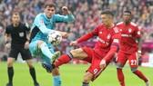 Bayern Munich - Freiburg 1-1: Lucas Holer cầm chân Hùm xám