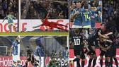Napoli - PSG 1-1: Juan Bernat mở tỷ số, Insigne gỡ hòa