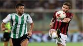 Real Betis - AC Milan 1-1: Celso mở tỷ số, Suso cầm chân chủ nhà