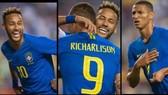 Brazil - Cameroon 1-0: Neymar chấn thương, người đóng thế Richarlison lập công