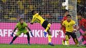 Malaysia - Myanmar 3-0: Talaha, Zaquan Adha tỏa sáng, Malaysia loại Myanmar