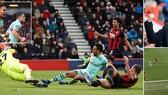 Bournemouth - Arsenal 1-2: Lerma phản lưới nhà, Aubameyang ấn định chiến thắng