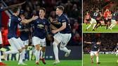 Southampton - Man United 2-2: Armstrong, Soares mở tỷ số, Lukaku, Herrera gỡ hòa