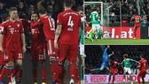 Bremen - Bayern Munich 1-2: Gnabry xuất thần lập cú đúp