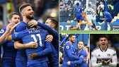 Chelsea - Fulham 2-0: Pedro và Loftus-Cheek mang về 3 điểm cho HLV Sarri