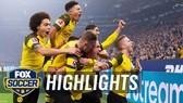 Schalke 04 - Borussia Dortmund 1-2: Delaney, Sancho ghi bàn, HLV Lucien Favre vững ngôi đầu