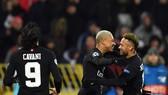 Crvena Zvezda - PSG 1-4: Cavani - Neymar Mbappe khoe tài