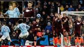 Man City -  Hoffenheim 2-1: Leroy Sane lập cú đúp, Pep Guardiola ngược dòng chiến thắng