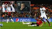 Valencia - Man United 2-1: Khinh địch, thầy trò Mourinho thua ngớ ngấn
