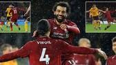 Wolves - Liverpool 0-2: Salah, Van Dijk tỏa sáng, HLV Jurgen Klopp củng cố ngôi đầu