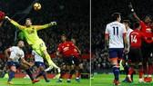 Man United - Bournemouth 4-1: HLV Solskjaer đại thắng, Pogba, Rashford, Lukaku xuất thần