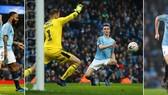 Man City - Rotherham 7-0: Sterling, Foden, Jesus, Mahrez giúp Pep Guardiola mở tiệc tại Etihad