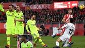 Girona - Barcelona 0-2: Semedo mở tỷ số, Messi trở lại
