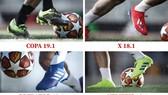 """adidas Exhibit Pack – """"tuyệt chiêu"""" của các ngôi sao bóng đá"""