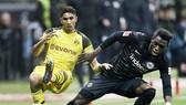 Eintracht Frankfurt - Dortmund 1-1: Marco Reus mở tỷ số, Jovic níu chân Dortmund