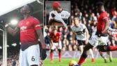 Fulham - Man United 0-3: Pogba lập cú đúp, Martial lâp công, HLV Solskjaer 11 trận bất bại
