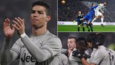 Sassuolo - Juventus 0-3: Khedira khai màn, Ronaldo, Emre Can ấn định chiến thắng