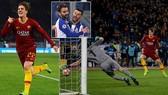 AS Roma - Porto 2-1: Zaniolo lập cú đúp, Adrian rút ngắn tỷ số