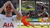 Burnley - Tottenham 2-1: Harry Kane nổ súng nhưng Chris Wood, Ashley Barnes giành chiến thắng