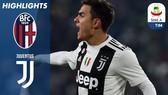 Bologna - Juventus 0-1: Ronaldo tịt ngòi, Dybala tỏa sáng, thủ thành Perin xuất thần