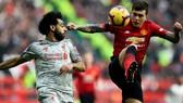 Man United - Liverpool 0-0: Bão chấn thương, 45 phút Solskjaer và Jurgen Klopp thay 4 cầu thủ