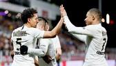 Dijon - PSG 0-4: Marquinhos, Mbappe, Di Maria, Choupo-Moting giúp HLV Thomas Tuchel sớm đăng quang
