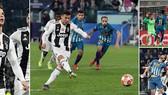Juventus - Atletico Madrid 3-0 (chung cuộc 3-2): Ronaldo lập hattrick, hạ HLV Diego Simeone
